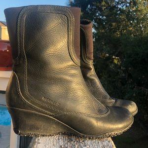 ❄️🌸MERRELL Winter Wedge Boots